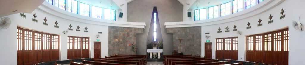 St Anthony's Canossian School Chapel